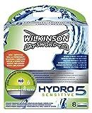 Hydro 5 Sensitive Rasierklingen