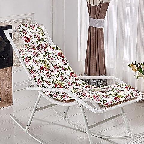 New day-Rattan sedia a dondolo che si trova sedia cuscino sedia a dondolo cuscino culla sedia cuscino , c
