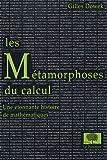 Les Métamorphoses du calcul - Une étonnante histoire des mathématiques