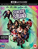 Suicide Squad [4K Ultra HD Blu-ray] [Region Free] IMPORT