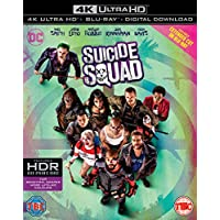 Suicide Squad [4K Ultra HD Blu-ray]