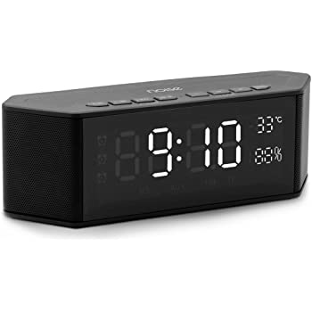 aa097970f92 Noise Mate 10W Alarm Clock Wireless Speaker  Amazon.in  Electronics