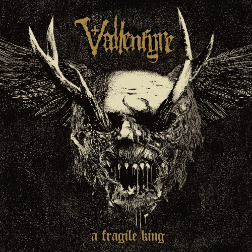 A Fragile King by Vallenfyre (2011-11-01)