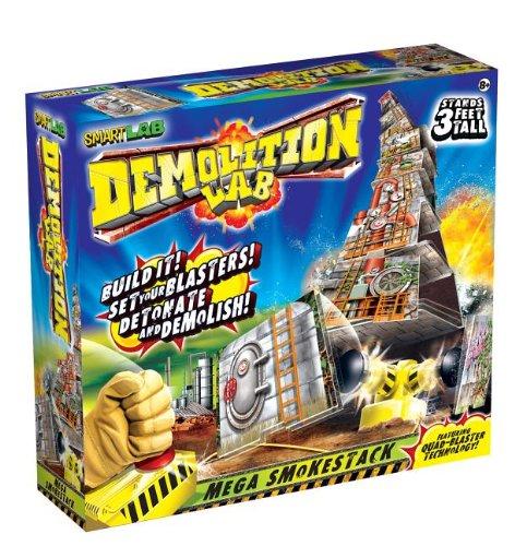Smokestacks (Demolition Lab)