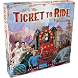 Asmodee AVE09 ¡Aventureros al tren! Asia - Extensión de juego de mesa