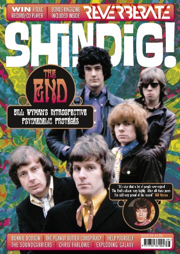 Shindig! No.39 - The End: Bill Wyman's Introspective Psychedelic Proteges