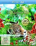 3D Pur - Südamerika - Ein Kontinent der Wunder [3D Blu-ray] [Collector's Edition]