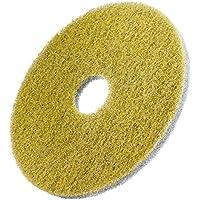 6x Twister Diamant Reinigungspad Gelb