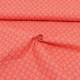 MAGAM-Stoffe ''Fabienne'' Baumwoll-Stoff | 3 Farben | 100%