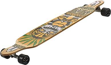 Sportbanditen Drop Shape Low Longboard, Tikki, 107 cm