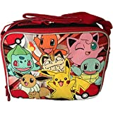 Best Ruz Lunch Boxes - Lunch Bag - Pokemon - Pikachu n Friends Review