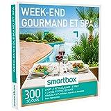SMARTBOX - Coffret Cadeau - WEEK-END GOURMAND ET SPA - 300 SÉJOURS : hôtel étoilé de 3* à 5*