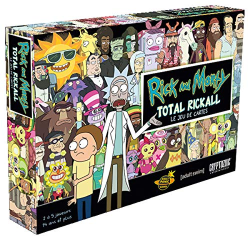 Rick and Morty - Total Rickall par Collectif