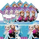 """Disney bpwfa-101""""Frozen set da tavola per 8"""