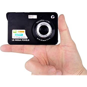 PowerLead Pcam PDC001 2.7 inch TFT LCD HD Mini Digital Camera