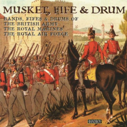 Musket, Fife & Drum