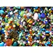 Pack of Random MIxed Assorted Beads, approx 50g