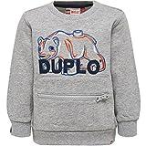 Lego Wear Baby-Jungen Duplo Boy Sofus 601-Sweatshirt, Grau (Grey Melange 924), 92