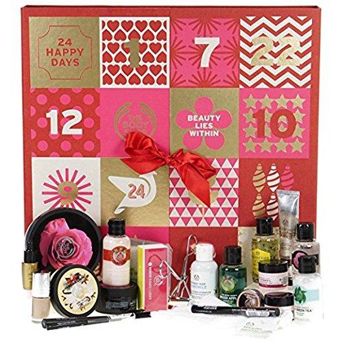 The Body Shop - Bodyshop - Advent Calendar - Adventskalender - Beauty Lies Within - XXL-Size - Gold - Beauty - Luxus - Kalender -