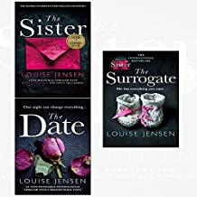 Sisters and date and surrogate louise jensen 3 books collection set