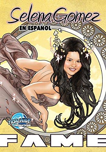 Portada del libro Fame: Selena Gomez EN ESPAÑOL