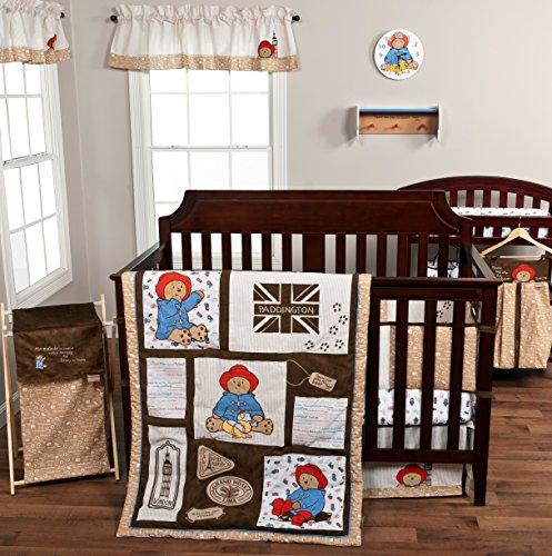 Trend Lab 3 Piece Paddington Bear Crib Bedding Set by Trend Lab