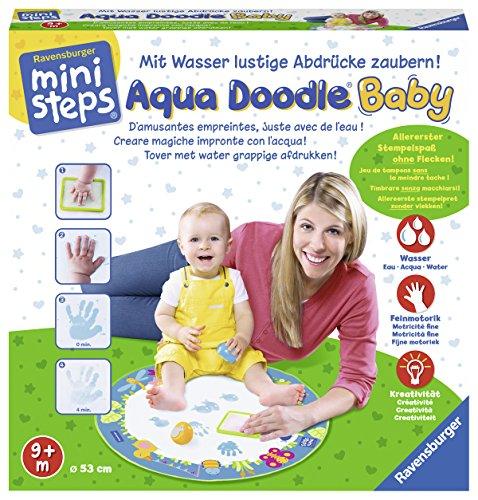 """Ravensburger ministeps 04540\"""" Aqua Doodle Baby Ministeps Spiel"""