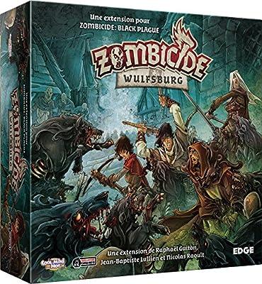 Asmodee - UBIZBP02 - Zombicide Black Plague - Wulfsburg