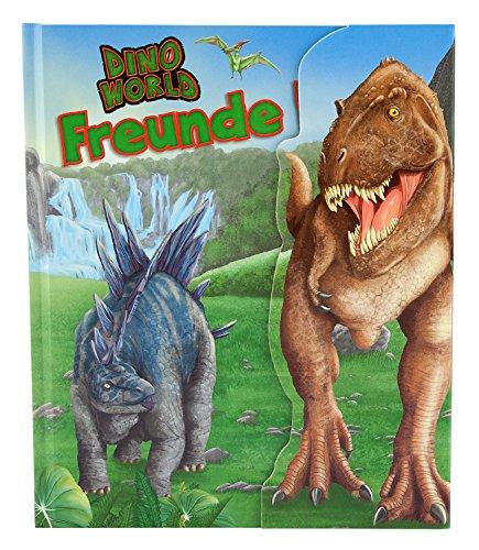 Freundebuch Dino World
