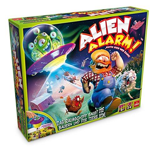 Goliath 70171006 - Alien Alarm - Rette sich wer kann