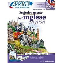 Perfezionamento dell'inglese. Con audio MP3 su memoria USB. Con 4 CD-Audio