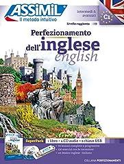Idea Regalo - Perfezionamento dell'inglese. Con audio MP3 su memoria USB. Con 4 CD-Audio