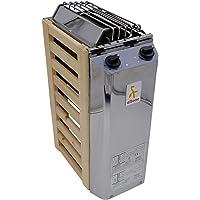 Poêle pour sauna avec commande intégrée 3,6 kW 230 V