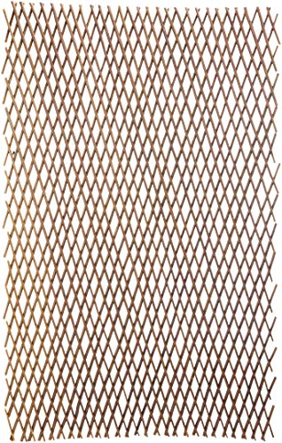 Catral 43040013 Treillis en Osier Extensible, en Osier, 200 x 3 x 100 cm