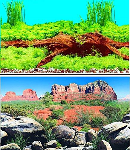 31-80cm-Double-Sided-Aquarium-Background-for-Fish-Tank-Reptile-and-Vivarium