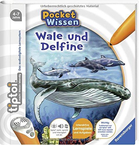 tiptoi® Wale und Delfine (tiptoi® Pocket Wissen) (Prinz Interaktive)