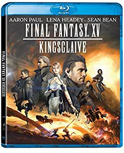 Final Fantasy XV: Kingsglaive (Blu-Ray)