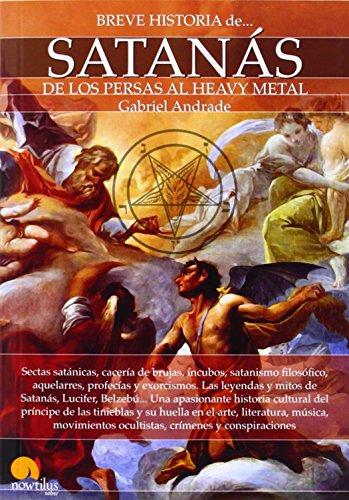Breve historia de satanás por Gabriel Andrade