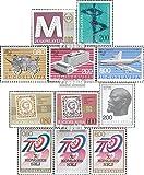 Prophila Collection Jugoslawien 1538,1539,1546-1548, 1549-1550,1556,1562-1564 (kompl.Ausg.) 1974 Metrisches System, UPU, Lenin u.a. (Briefmarken für Sammler) Luftfahrt