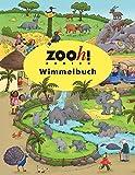 Zoo Zürich Wimmelbuch