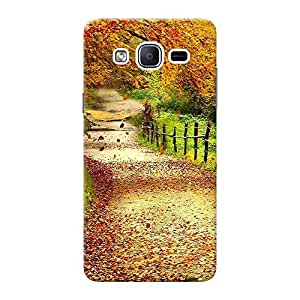 Inkif Printed Designer Case For Samsung Galaxy On5 Multi-Coloured