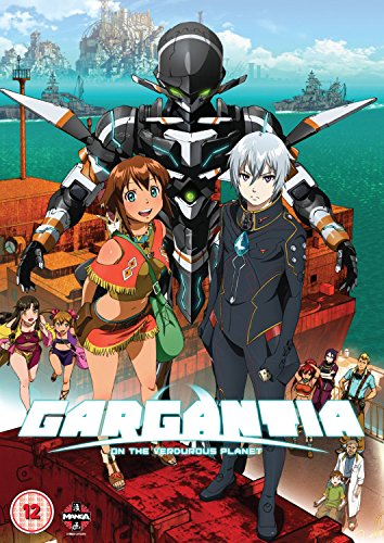 Gargantia On The Verdurous Planet Complete Series (Incl. Bonus Ovas) [Edizione: Regno Unito] [Import italien]