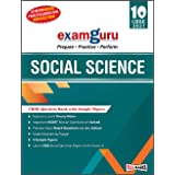 Examguru All In One Cbse Question Bank and Sample Papers for Class 10 Social Science (March 2021 Exam)