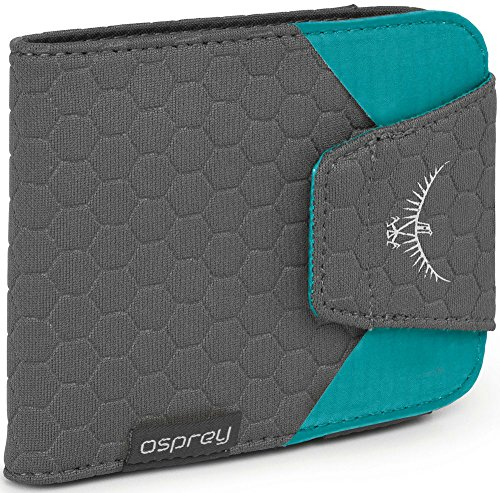 osprey-quicklock-wallet-teal-one-size