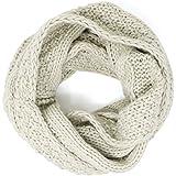 Tacobear Bufanda Mujer Invierno Loop Bufanda Círculo Cuello Bufanda Gruesa Caliente Bufanda de Punto para Mujer Hombre