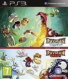 Ubisoft Rayman: Legends + Origins, PS3 Basico PlayStation 3 Francese videogioco