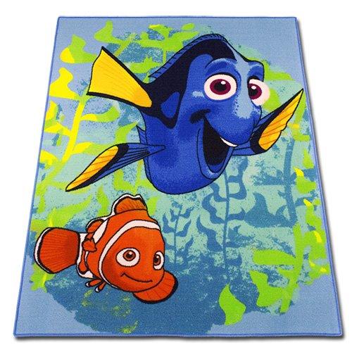 Disney Spielteppich – Kinderteppich – Teppich – Läufer 133x95cm mit Motivauswahl