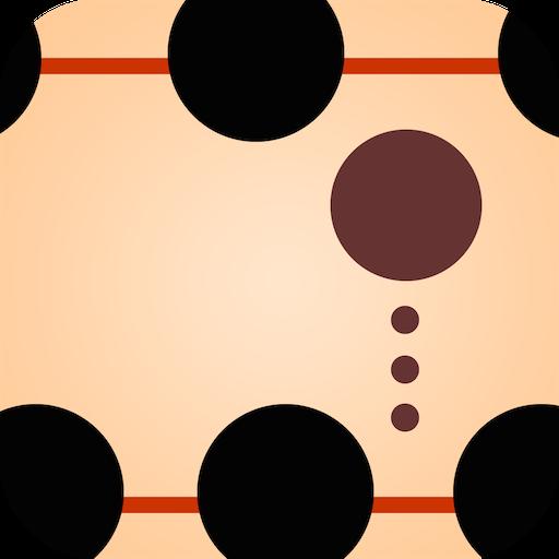 Gravity Ball Spiel: Die große Welle Flucht -