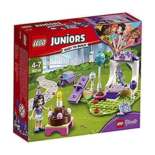 LEGO Juniors Emmas Party 10748 - Beliebtes Kinderspielzeug (Beliebtes Spielzeug Für Mädchen)