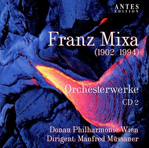 Preisvergleich Produktbild Mixa Orchesterwerke Vol.2